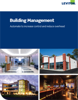 HAI Commercial Building Management Automation Booklet Spanish